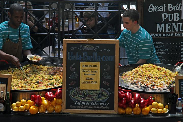 paella catering services in Sydney